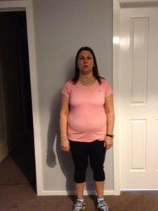 Follow Linda Russell on her weight loss journey TABBAN 20 WEEK TRANSFORMATION